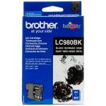 Картридж струйный Brother LC980BK, черный