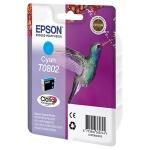 Картридж струйный Epson, голубой