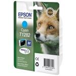 Картридж струйный Epson C13T1282 4011, голубой