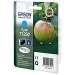 Картридж струйный Epson C13 T1292 4011, голубой