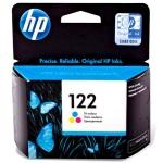 Картридж струйный Hp 122 CH562HE, трехцветный