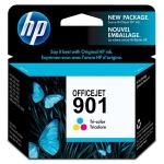 Картридж струйный Hp 901 CC656AE, 3 цвета