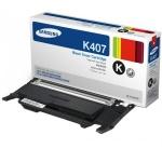 Тонер-картридж Samsung CLT-K407S, черный