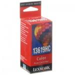 Картридж струйный Lexmark 13619HC, 3 цвета