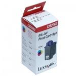 Картридж струйный Lexmark 1382060, 3 цвета