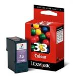 Картридж струйный Lexmark 33 18CX033E, 3 цвета