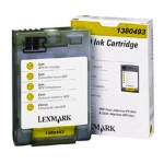 Картридж струйный Lexmark, желтый