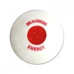 Ластик Brauberg Energy d=30мм, круглый