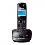 Радиотелефон Panasonic KX-TG2521RUT темно-серый металлик