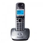 Радиотелефон Panasonic KX-TG2511RUM серый металлик