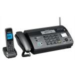 Факсимильный аппарат Panasonic KX-FC965RU черный