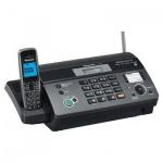Факсимильный аппарат Panasonic KX-FC968RU черный, термопечать А4