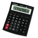 Калькулятор настольный Canon WS-1210T черный, 12 разрядов, бухгалтерский