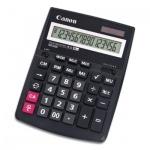 Калькулятор настольный Canon WS-2226 черный, 16 разрядов, бухгалтерский
