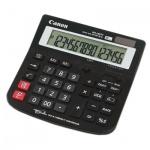 Калькулятор настольный Canon WS-260TC черный, 16 разрядов, бухгалтерский