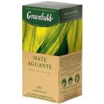 Чай Greenfield Mate Aguante (Матэ Агуантэ), травяной, 25 пакетиков