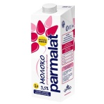 Молоко Parmalat 3.5%, 1л, ультрапастеризованное