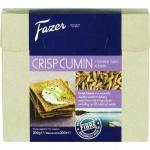 Хлебцы Fazer c тмином, 200г