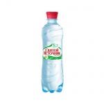 Вода питьевая Святой Источник газ, 0.5л, ПЭТ