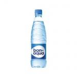 Вода питьевая Bon Aqua газ, 0.5л, ПЭТ