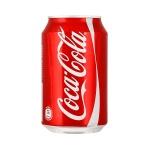 Напиток газированный Coca-Cola 0.33л, ж/б