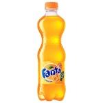 Напиток газированный Fanta 0.5л, пластик