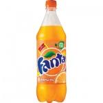 Напиток газированный Fanta 2л, пластик