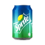 Напиток газированный Sprite, 0,33 л