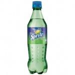 Напиток газированный Sprite, 0,5 л