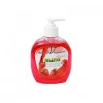 Жидкое мыло наливное Вкусная Косметика 250мл, с глицерином, с дозатором