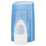 Диспенсер для мыла в картриджах Tork Wave S34, 470210, синий