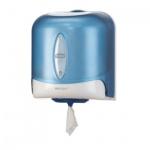 Диспенсер для полотенец с центральной вытяжкой Tork Reflex M4, 473133, синий