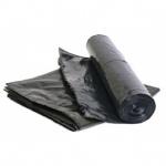 Мешки для мусора 180л, синие, 60мкм, 25шт/уп