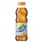 Чай холодный Nestea персик, 0,5л х 12шт ПЭТ