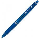 Ручка шариковая автоматическая Pilot Acroball синяя, 0.28мм