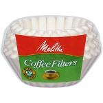 Фильтры для кофеварок Melitta Корзина, белые, 250шт/уп