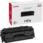 Тонер-картридж Canon 719H, черный повышенной емкости, (3480B002)