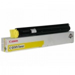 Тонер-картридж Canon C-EXV9Y, желтый, (8643A002)
