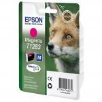 Картридж струйный Epson C13T1283 4011, пурпурный