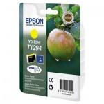 Картридж струйный Epson C13 T1294 4011, желтый