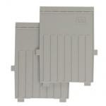 Разделитель для картотек Han А6 вертикальный, 5 шт/уп