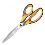 Ножницы Maped Ultimate, серо-оранжевые, 180 мм