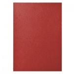 Обложки для переплета картонные Gbc LeatherGrain красные, А4, 250 г/кв.м, 100шт