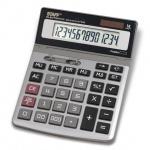 Калькулятор настольный Staff STF-1714 серебристый, 14 разрядов