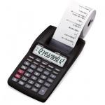 Калькулятор с печатающим устройством Casio HR-8TEC одноцветная печать, 12 разрядов