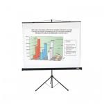 Экран для проектора мобильный Lumien Eco View 150х150см, на треноге