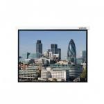 Экран для проектора настенный Lumien Master Picture 203х203см, ручной