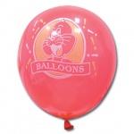 Воздушные шары Веселая Затея 12 неоновых цветов, 25см, 100шт, в пакете, 1103-0006