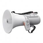 Мегафон c выносным микрофоном Toa ER-2215 белый, 400м, 23Вт