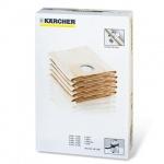 Пылесборник для пылесосов Karcher WD/SE 5шт, 69591300